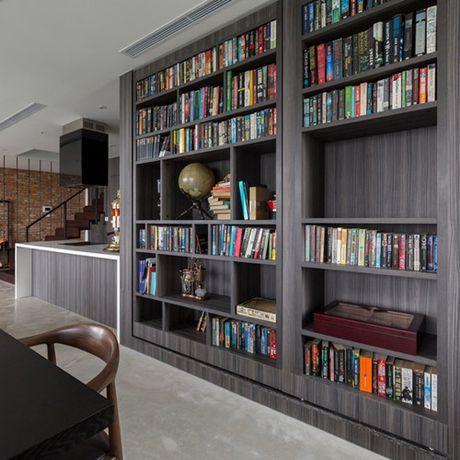 Can ho penthouse 250m² cua chang trai doc than dep ngat ngay o Ha Noi - Anh 5