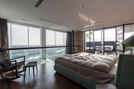 Can ho penthouse 250m² cua chang trai doc than dep ngat ngay o Ha Noi - Anh 9