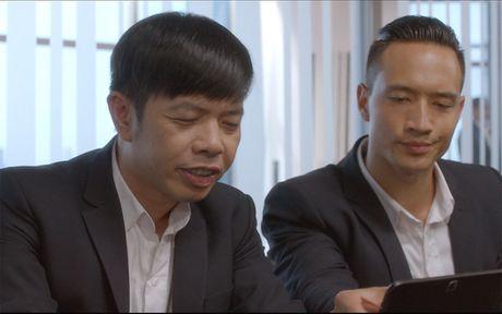 Thai Hoa lam ve si me gai trong phim hai moi - Anh 5