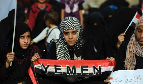 Lien hop quoc de xuat lo trinh chinh tri moi cho van de Yemen - Anh 1