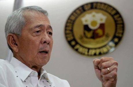 Philippines: Khong co ly do de huy bo cac thoa thuan voi My - Anh 1