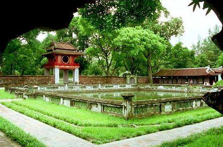 Phu nhan nguyen thu cac nuoc tim hieu van hoa Ha Noi - Anh 1