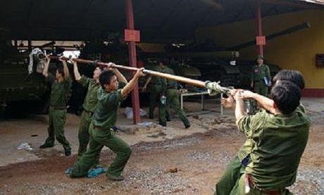 Viet Nam san xuat he thong bao duong nong phao bang dien - Anh 2