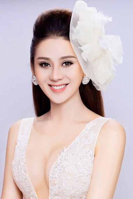 Lam Khanh Chi tung hinh cuoi, up mo chuyen ket hon - Anh 2