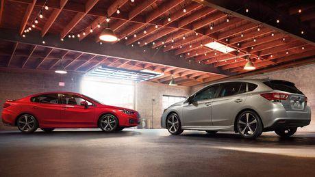 Subaru Impreza 2017 - Cong nghe cao, gia ca hop ly - Anh 3