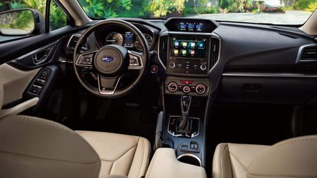 Subaru Impreza 2017 - Cong nghe cao, gia ca hop ly - Anh 5