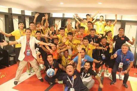 DIEM TIN TOI (26.10): Muc tieu cua U19 Viet Nam la vo dich chau A - Anh 1