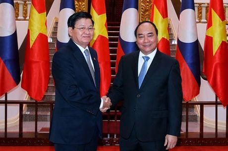 Viet Nam - Lao hop tac ve san xuat dien - Anh 1