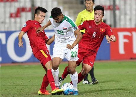 U19 Viet Nam bi phat oan 2.200 USD tai VCK U19 chau A - Anh 1