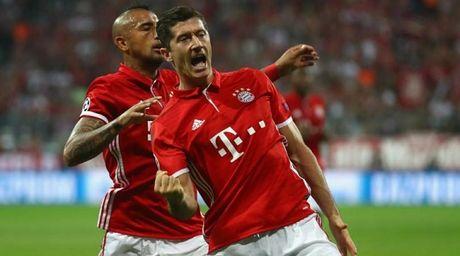 Lewandowski van chan chu gia han voi Bayern Munich - Anh 1