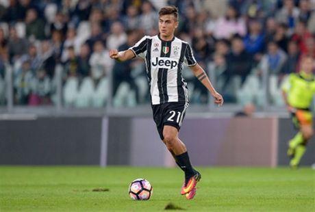 Tin du cho Juventus, Dybala khong the ra san trong 2 thang - Anh 1