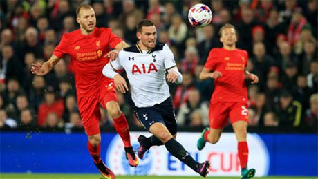 Liverpool va nhung dieu rut ra tu tran thang Tottenham - Anh 2