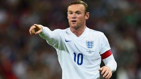 Rooney se duoc tra lai bang doi truong o tuyen Anh - Anh 1