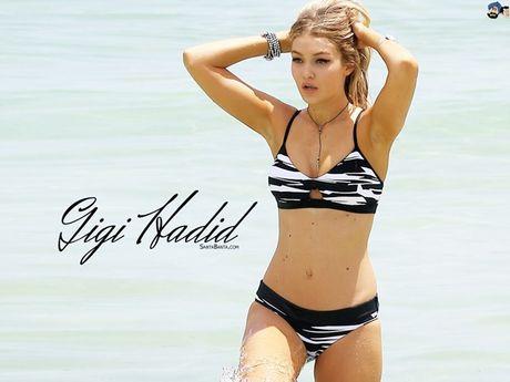 Duong cong tuyet my gay nhuc nhoi cua Gigi Hadid - Anh 9