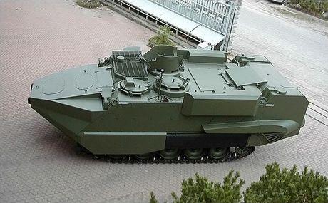Viet Nam co the cai tien M113 dung cho hai quan danh bo? - Anh 14