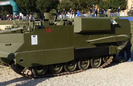 Viet Nam co the cai tien M113 dung cho hai quan danh bo? - Anh 3
