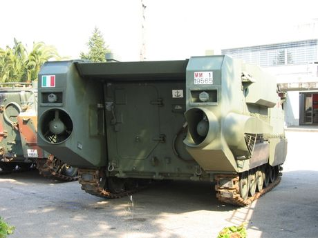 Viet Nam co the cai tien M113 dung cho hai quan danh bo? - Anh 5