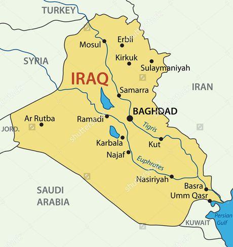 IS phan cong, danh chiem hai thi tran chien luoc o Iraq - Anh 3