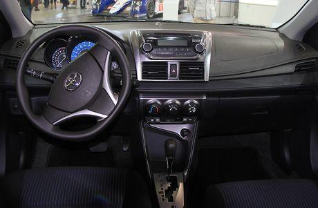 Toyota Yaris L Sedan - Vios phien ban 'Tau' gia 247 trieu - Anh 4