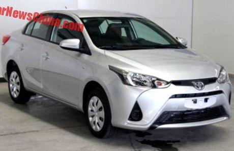 Toyota Yaris L Sedan - Vios phien ban 'Tau' gia 247 trieu - Anh 6