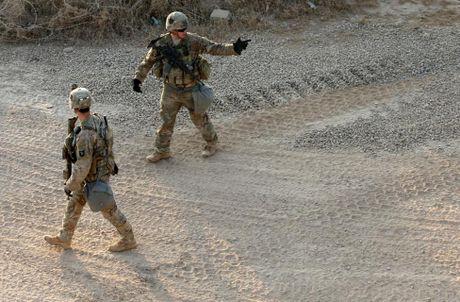 Dac nhiem My trong chien dich giai phong Mosul - Anh 12