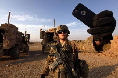 Dac nhiem My trong chien dich giai phong Mosul - Anh 1