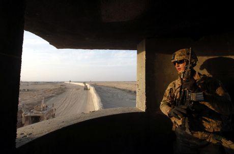 Dac nhiem My trong chien dich giai phong Mosul - Anh 7