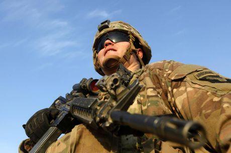 Dac nhiem My trong chien dich giai phong Mosul - Anh 9
