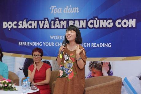 Vinschool Book Fair 2016: Lam ban cung sach - Anh 3