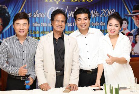 Che Linh va Quang Linh he lo man song ca ngot ngao - Anh 3