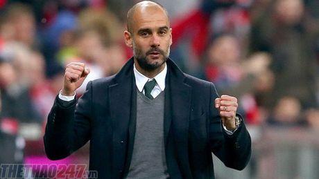 Pep Guardiola danh gia cao 2 cau thu MU truoc derby Manchester - Anh 1