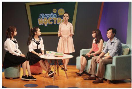 Chuyen hoc tro - Talkshow thu vi cho hoc sinh va phu huynh tren VTV7 - Anh 1