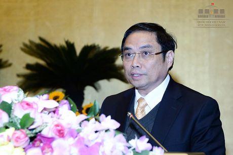 Truong ban To chuc Trung uong noi ve vu ong Vu Huy Hoang - Anh 1