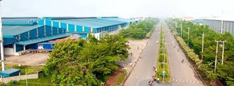 Loi nhuan tang, KCN Tin Nghia chuan bi tra co tuc 10% - Anh 1