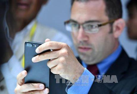Apple giam loi nhuan do doanh so ban iPhone giam - Anh 1