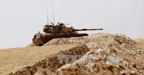 Tho Nhi Ky tuyen bo tiep tuc danh IS tai Syria - Anh 1