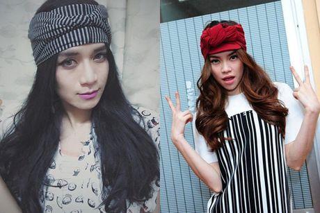 Ho Ngoc Ha thanh cam hung cosplay vo tan cho BB Tran - Anh 4