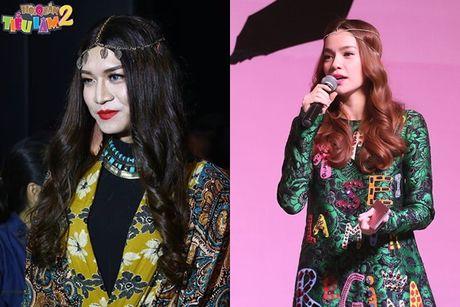 Ho Ngoc Ha thanh cam hung cosplay vo tan cho BB Tran - Anh 6