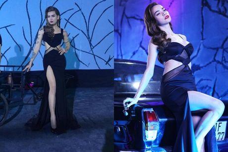 Ho Ngoc Ha thanh cam hung cosplay vo tan cho BB Tran - Anh 7