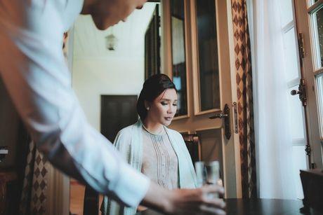 Quang Hung - Quynh Chau dien sau nhu dam cuoi that - Anh 10