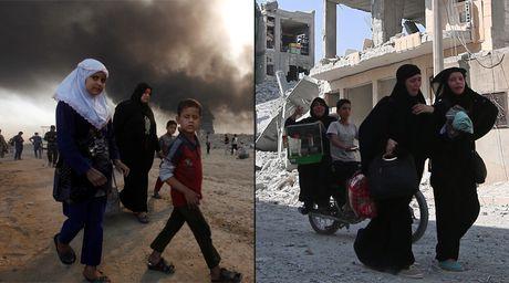 Moscow: Nga va Syria khong oanh kich Aleppo trong 7 ngay qua - Anh 2