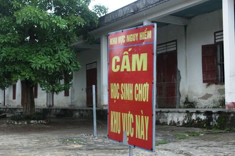 Co tro truong TH Dien Quang 7 nam hoc trong mui thuoc sau nong nac - Anh 5