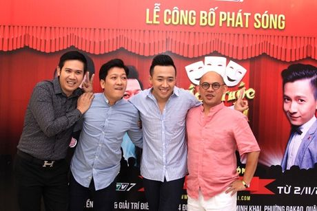 Truong Giang thua nhan co canh tranh voi Tran Thanh - Anh 1