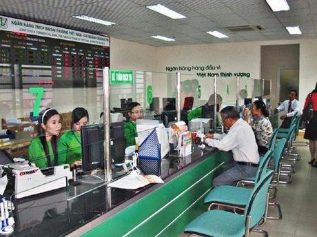 Vietcombank sap phat hanh 2.000 ty dong trai phieu nang von - Anh 1