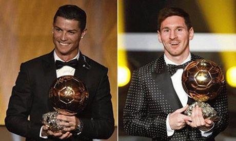 Dua QBV 2016: Ronaldo tu chac an bong kho nhan - Anh 3
