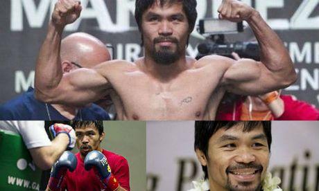 Tin the thao HOT 26/10: Pacquiao than troi vi boxing - chinh tri - Anh 1