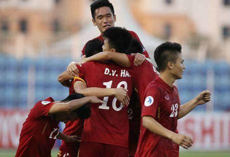 Ky luc cua U19 Viet Nam o dinh cao VCK U19 chau A - Anh 1