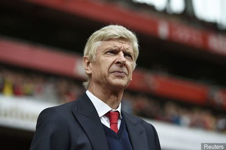 "Wenger - Arsenal 20 nam: Loi xin loi tu ""Giao su"" - Anh 1"