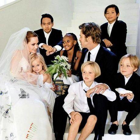 Brad Pitt lai bi dieu tra bao hanh, Angelina Jolie tiep tuc duoc nuoi cac con - Anh 2