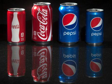 Cuoc chien 'giam duong' keo dai cua Coca va Pepsi - Anh 1